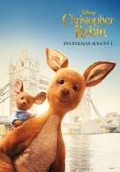 Christopher Robin - Philippine Movie Poster (xs thumbnail)