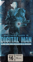 Digital Man - New Zealand VHS cover (xs thumbnail)