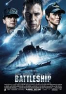 Battleship - German Movie Poster (xs thumbnail)
