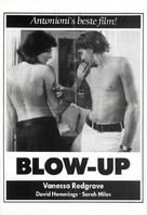 Blowup - Dutch Movie Poster (xs thumbnail)