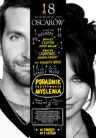 Silver Linings Playbook - Polish Movie Poster (xs thumbnail)