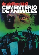 Pet Sematary - Argentinian DVD movie cover (xs thumbnail)