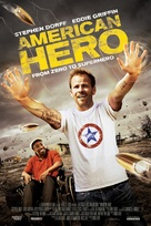 American Hero - Movie Poster (xs thumbnail)