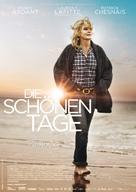 Les beaux jours - German Movie Poster (xs thumbnail)
