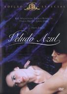 Blue Velvet - Brazilian Movie Cover (xs thumbnail)