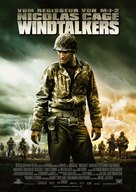 Windtalkers - German Movie Poster (xs thumbnail)