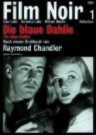 The Blue Dahlia - German DVD cover (xs thumbnail)