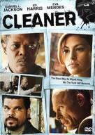 Cleaner - DVD cover (xs thumbnail)