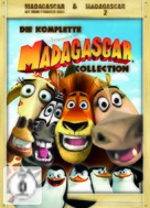 Madagascar - DVD movie cover (xs thumbnail)