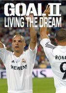 Goal! 2: Living the Dream... - DVD cover (xs thumbnail)