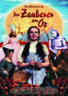 The Wizard of Oz - German Movie Poster (xs thumbnail)