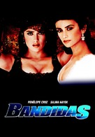Bandidas - Movie Poster (xs thumbnail)