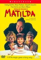 Matilda - British DVD cover (xs thumbnail)