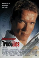 True Lies - Movie Poster (xs thumbnail)