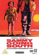 Sammy Going South - British Movie Cover (xs thumbnail)