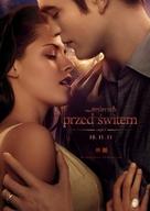 The Twilight Saga: Breaking Dawn - Part 1 - Polish Movie Poster (xs thumbnail)