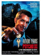 Psycho III - Italian Movie Poster (xs thumbnail)