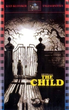 The Child - German Movie Cover (xs thumbnail)