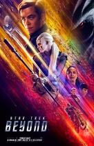 Star Trek Beyond - British Movie Poster (xs thumbnail)