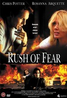 Rush of Fear - Danish Movie Cover (xs thumbnail)