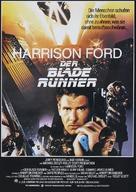 Blade Runner - German Movie Poster (xs thumbnail)
