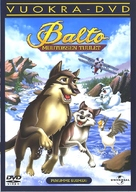 Balto III: Wings of Change - Finnish Movie Cover (xs thumbnail)