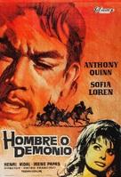Attila - Spanish Movie Poster (xs thumbnail)