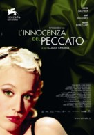 La fille coupée en deux - Italian Movie Poster (xs thumbnail)
