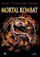 Mortal Kombat - DVD cover (xs thumbnail)