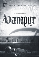 Vampyr - Der Traum des Allan Grey - DVD cover (xs thumbnail)