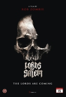 The Lords of Salem - Danish DVD movie cover (xs thumbnail)