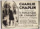 Burlesque on Carmen - Movie Poster (xs thumbnail)