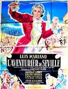 Aventuras del barbero de Sevilla - French Movie Poster (xs thumbnail)