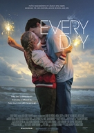 Every Day - Swedish Movie Poster (xs thumbnail)