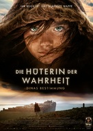Skammerens datter - German Movie Poster (xs thumbnail)