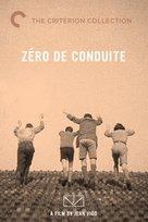 Zéro de conduite: Jeunes diables au collège - DVD cover (xs thumbnail)
