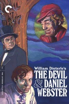The Devil and Daniel Webster - DVD movie cover (xs thumbnail)