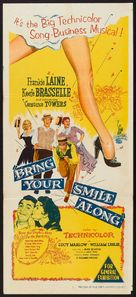 Bring Your Smile Along - Australian Movie Poster (xs thumbnail)