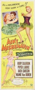 Ain't Misbehavin' - Movie Poster (xs thumbnail)