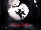 Sleepy Hollow - British Movie Poster (xs thumbnail)