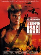 Red Scorpion - French Movie Poster (xs thumbnail)