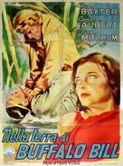 The Prairie - Italian Movie Poster (xs thumbnail)