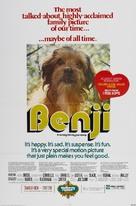 Benji - Movie Poster (xs thumbnail)