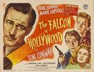 The Falcon in Hollywood - Movie Poster (xs thumbnail)