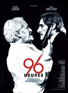 96 heures - French Movie Poster (xs thumbnail)
