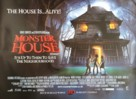 Monster House - British Movie Poster (xs thumbnail)