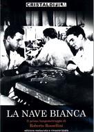 Nave bianca, La - Italian DVD cover (xs thumbnail)