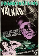 The Ghost of Frankenstein - Swedish Movie Poster (xs thumbnail)