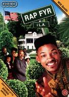 """""""The Fresh Prince of Bel-Air"""" - Danish DVD movie cover (xs thumbnail)"""