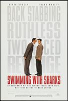 Swimming with Sharks - Movie Poster (xs thumbnail)